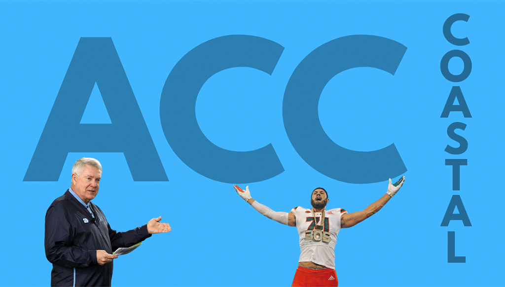 ACC Coastal 2020 Preview: where southern hospitality meets Saturday showdowns.
