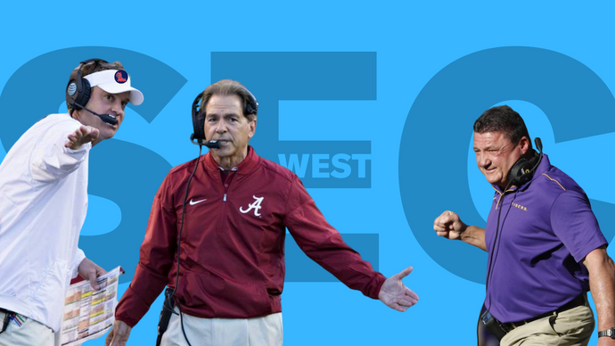 SEC West Preview 2020: A three (or four) horse race