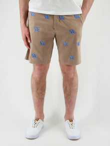 Kentucky Khaki Shorts