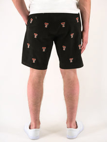 Texas Tech Black Shorts