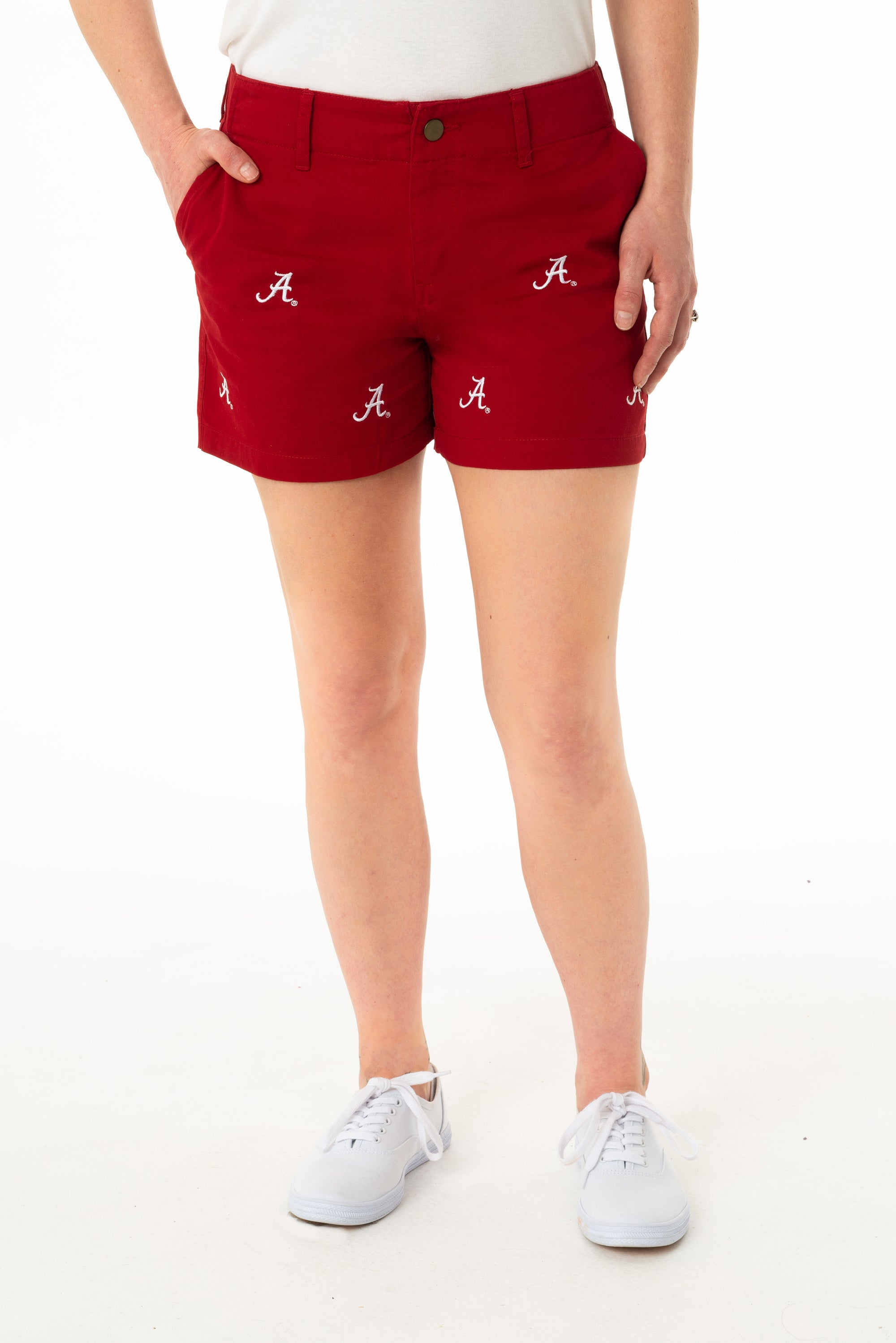 Alabama Women's Crimson Short