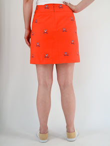 University of Virginia Orange Skirt