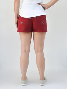 South Carolina Garnet Sports Short