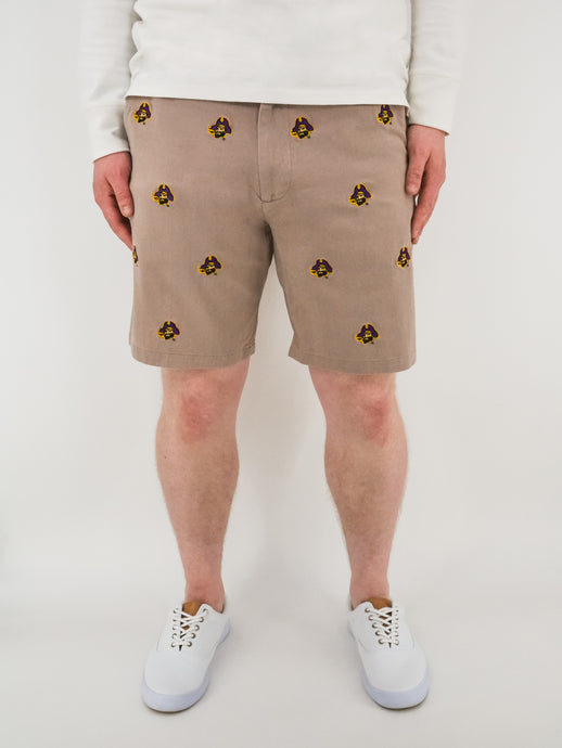 ECU Pirate Khaki Shorts