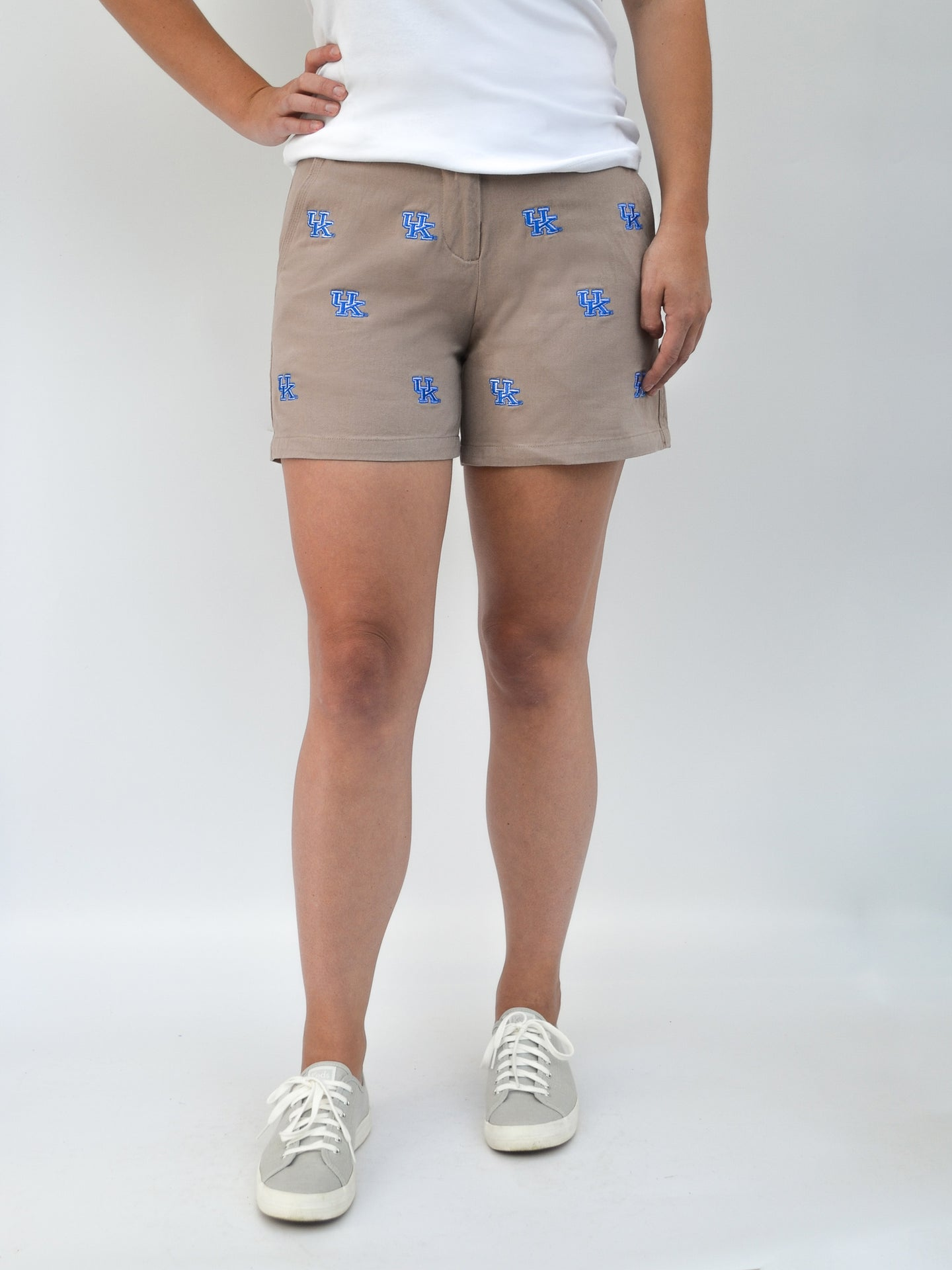 Kentucky Khaki Sports Short