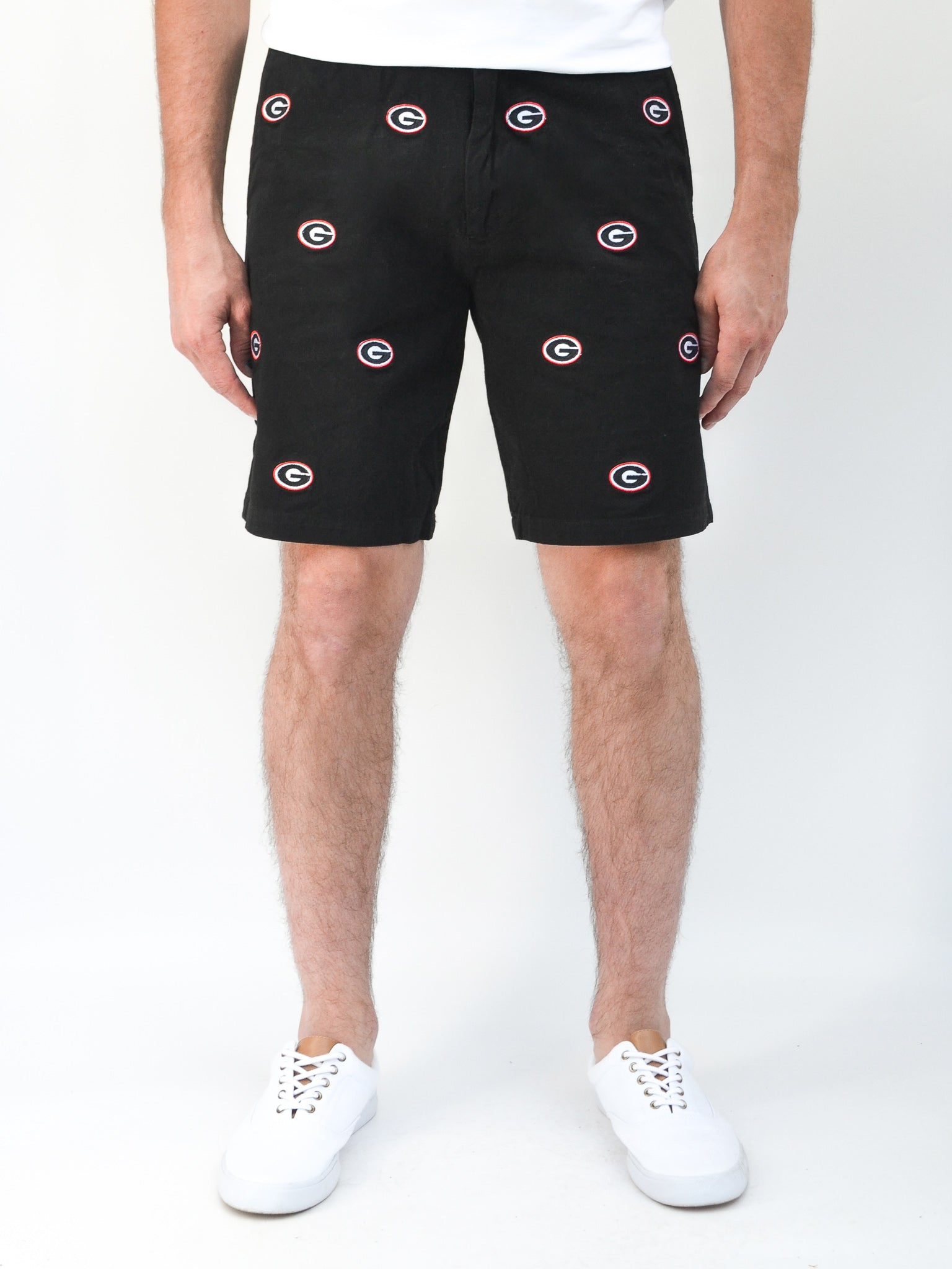 Georgia G Black Shorts