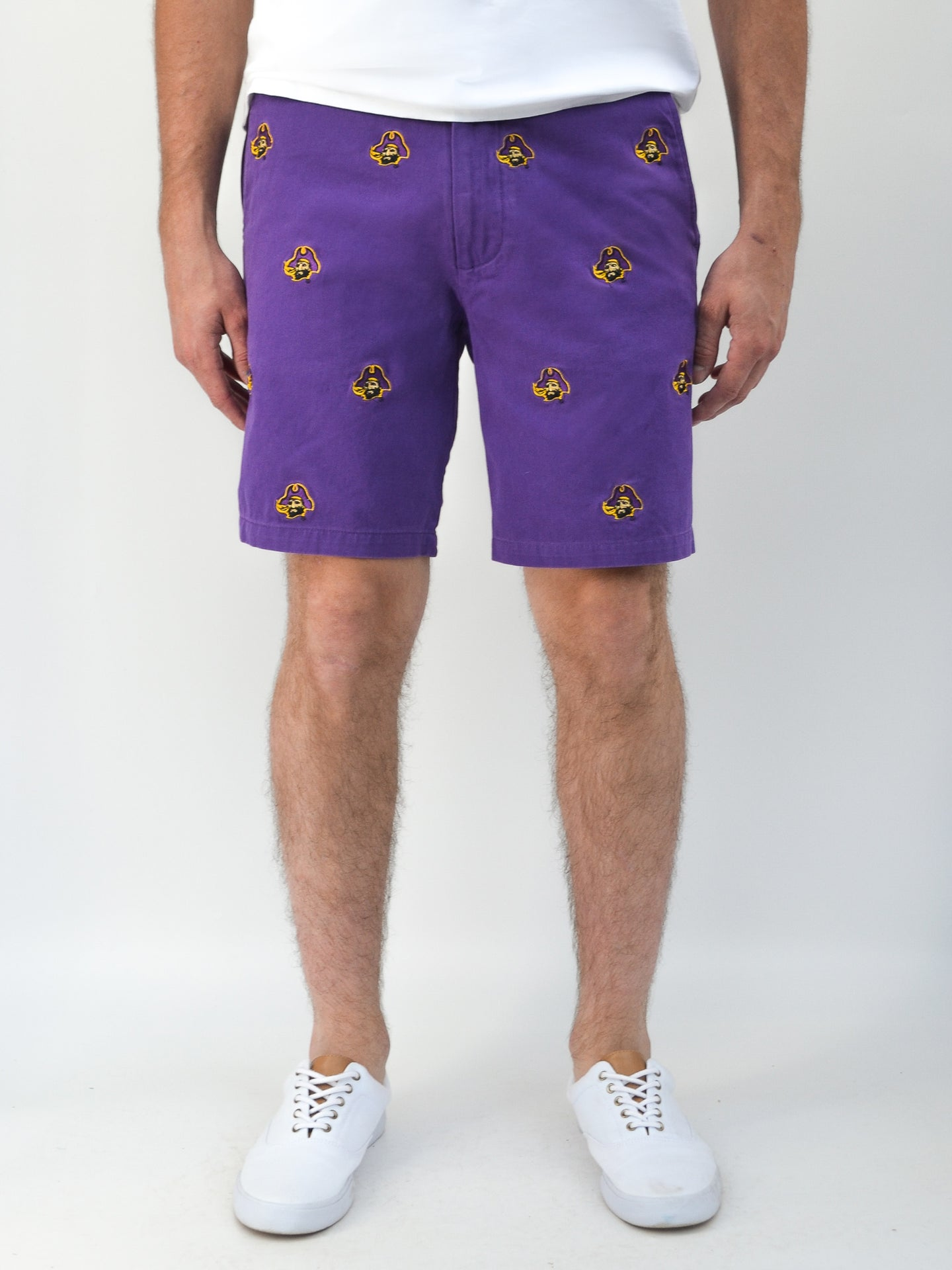 ECU Pirate Purple Shorts