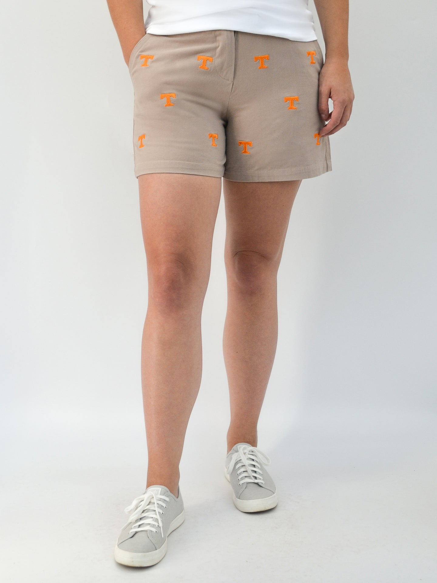 Tennessee Khaki Sports Short
