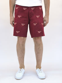 Virginia Tech Maroon Shorts