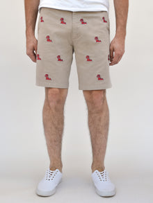 Ole Miss Khaki Shorts