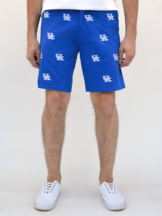 Kentucky Blue Shorts