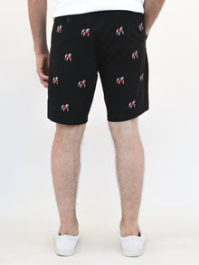 Georgia Bulldog Black Shorts