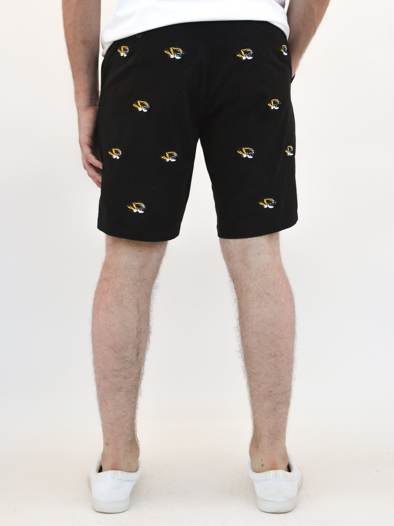Missouri Black Shorts
