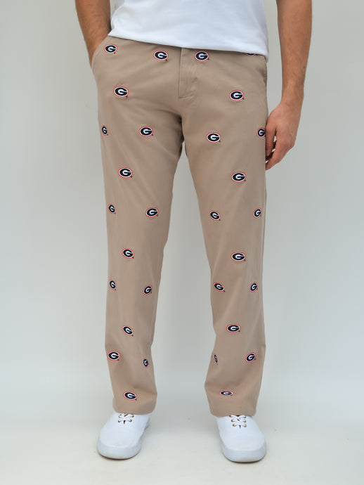 Georgia G Khaki Pants
