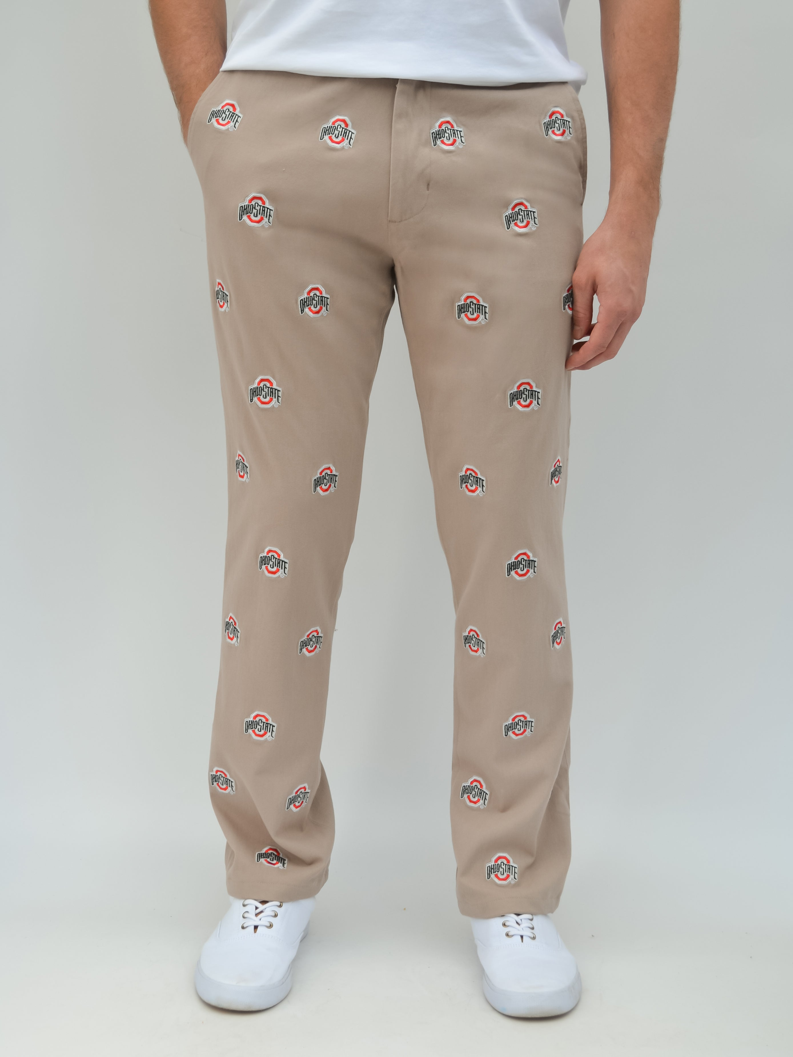 Ohio State Khaki Pants
