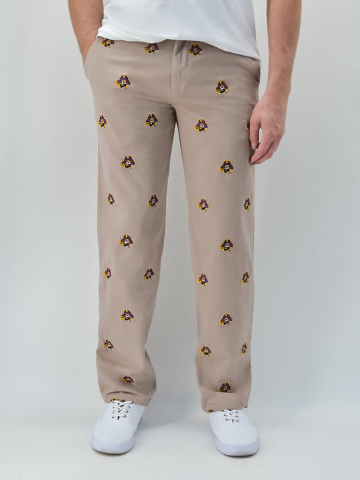 ECU Pirate Khaki Pants