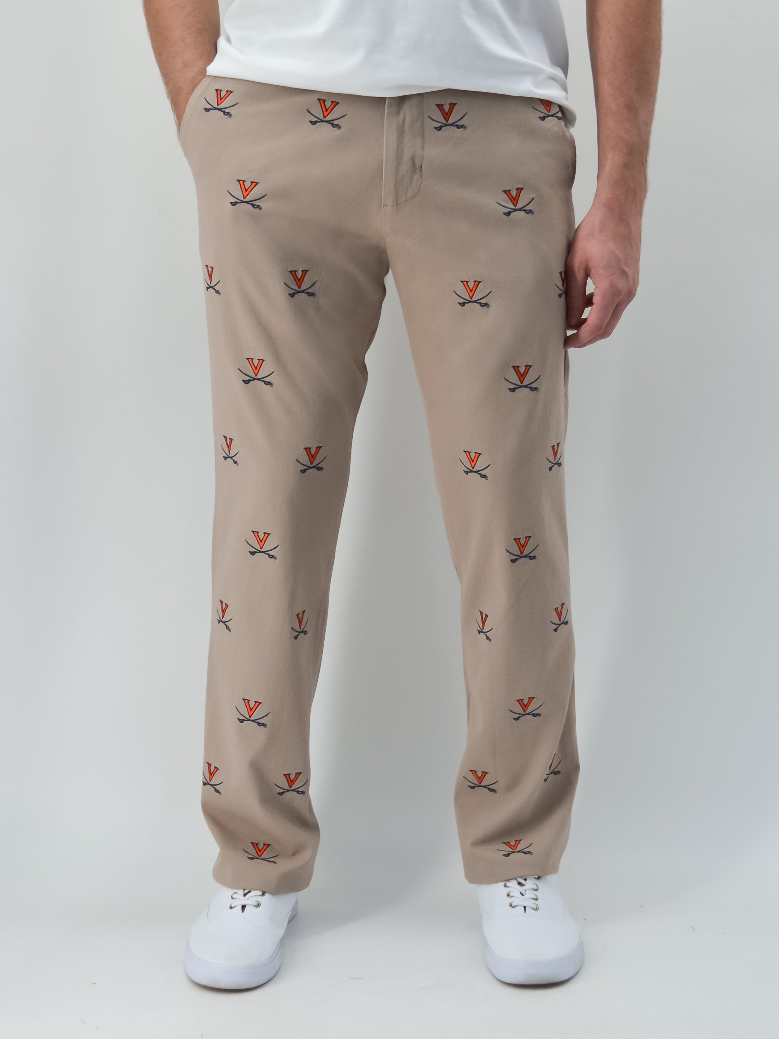 University of Virginia Khaki Pants
