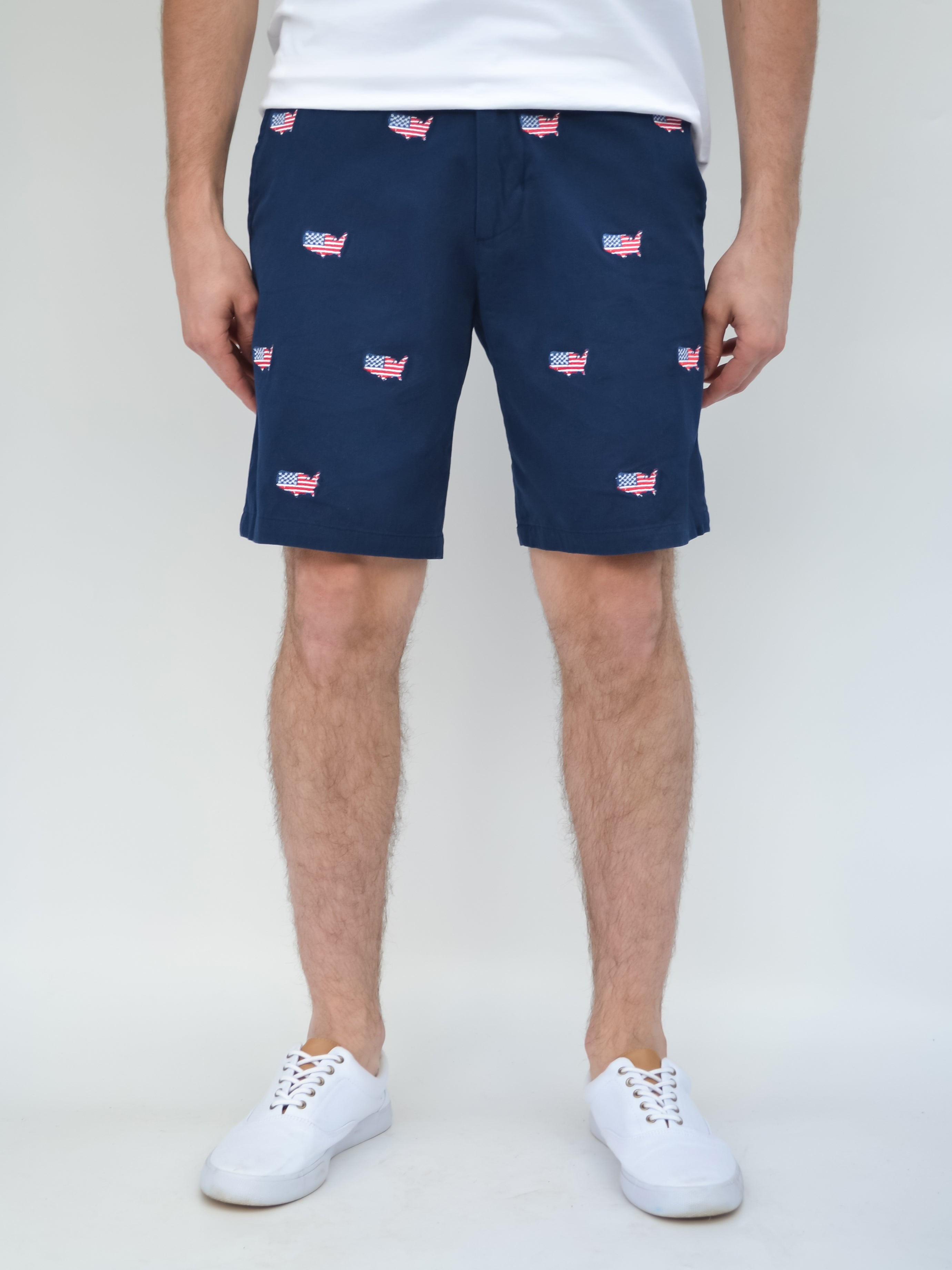 Red, White and Blue..Shorts