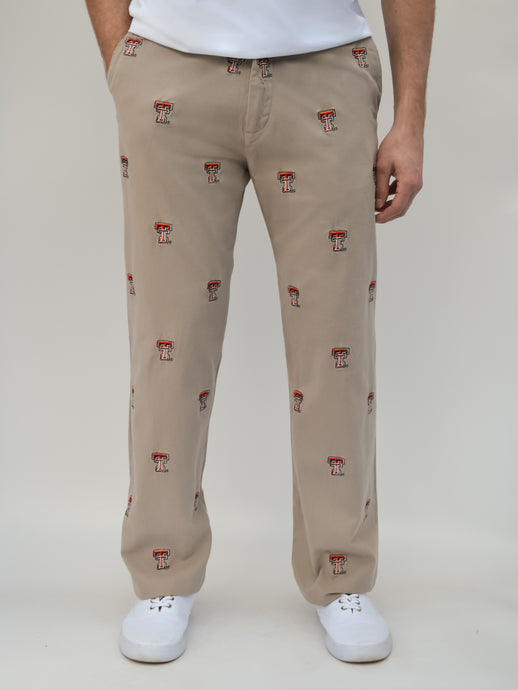 Texas Tech Khaki Pants