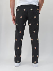 FSU Seminole Black Pant