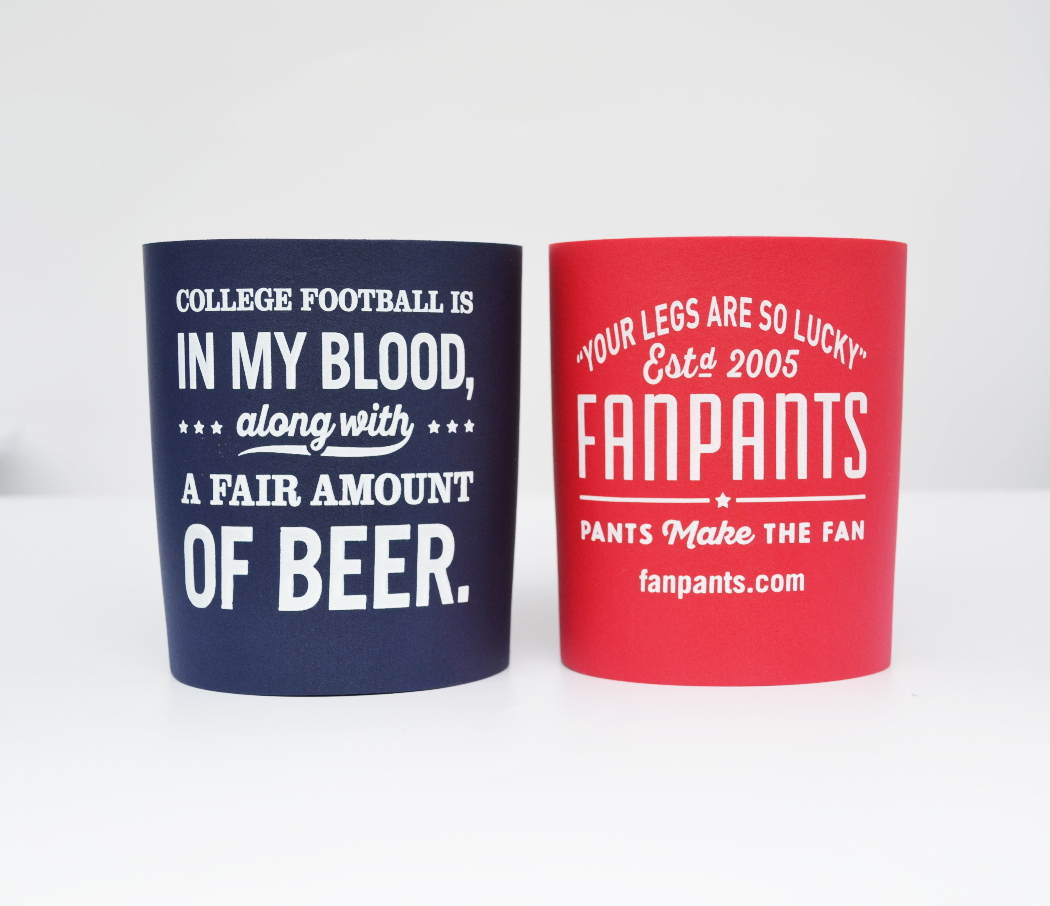 America's Real Game Koozie