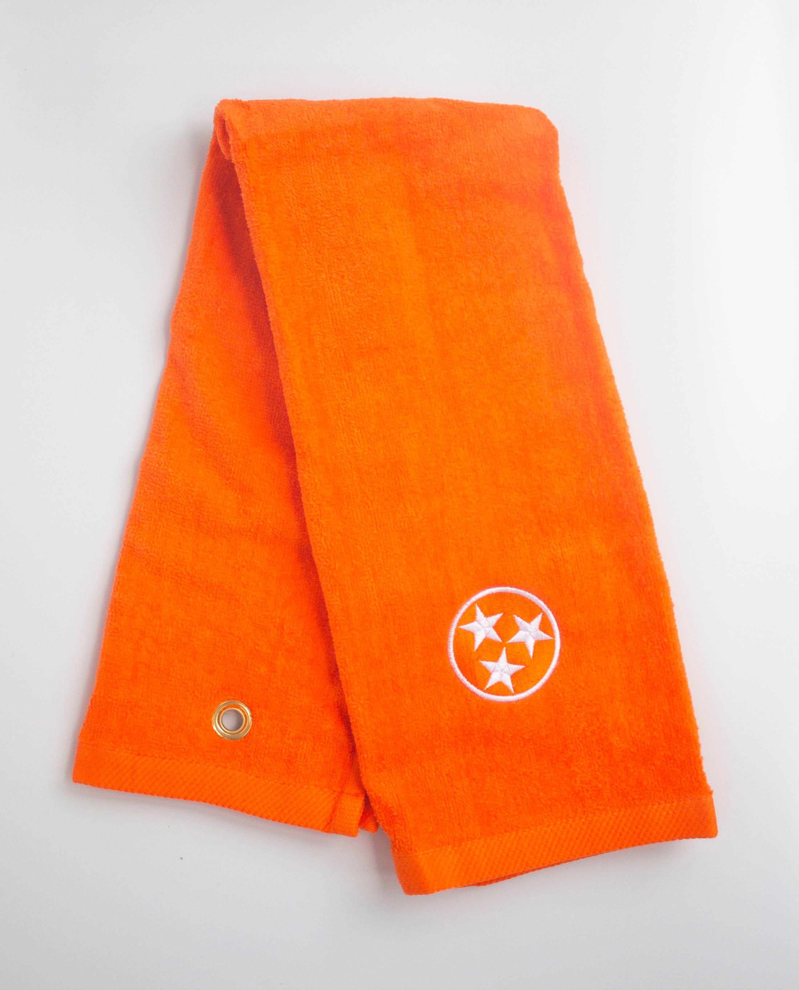 Tennessee TriStar Golf Towel