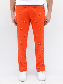 University of Virginia Orange Pant