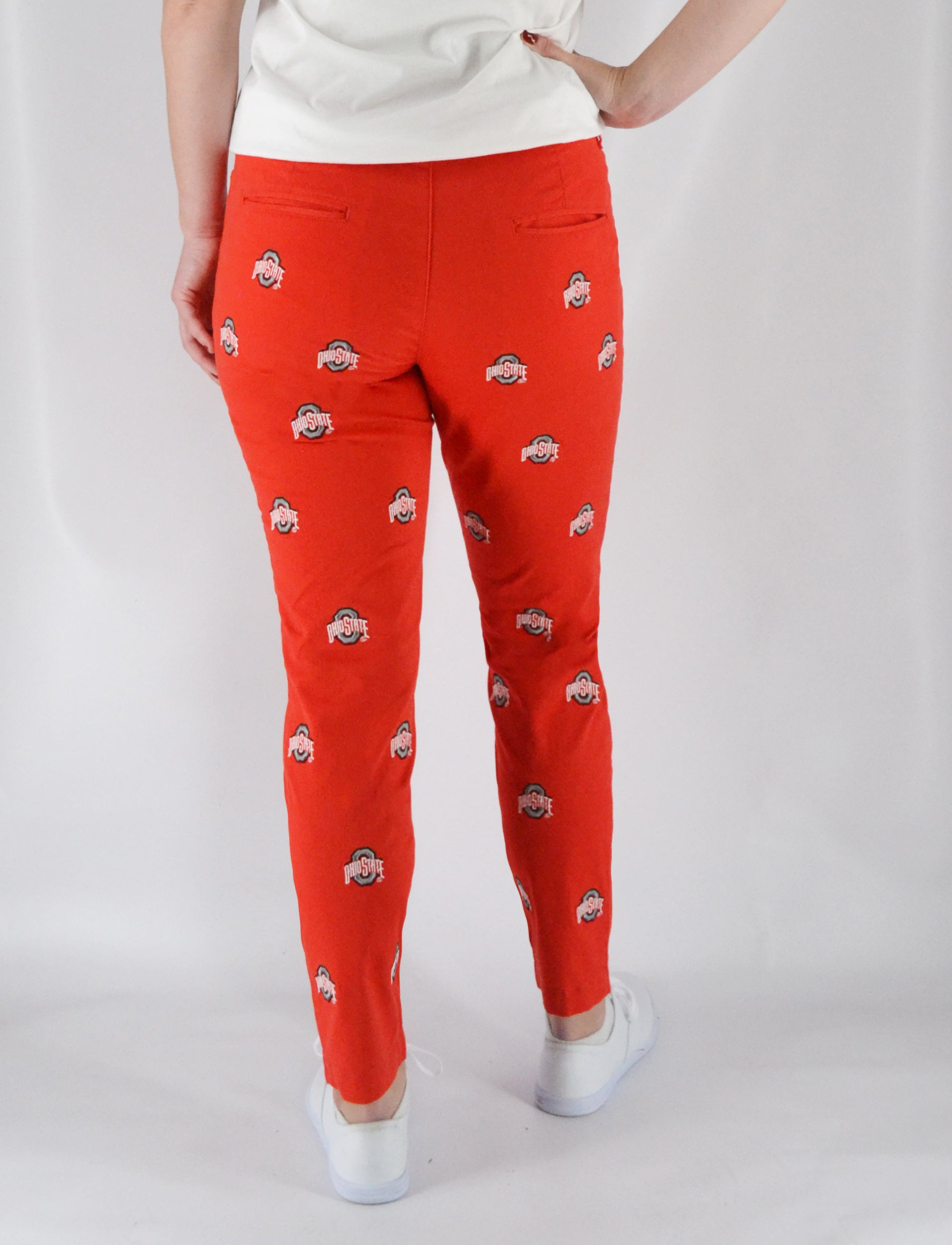 Ohio State Women's Red Pant