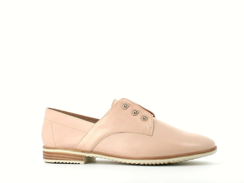 Tamaris Summer Brogue Pink