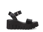 Tamaris Chunky Summer Sandal Black