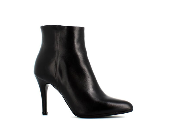 Rizzoli High Heel Stiletto Boot Black