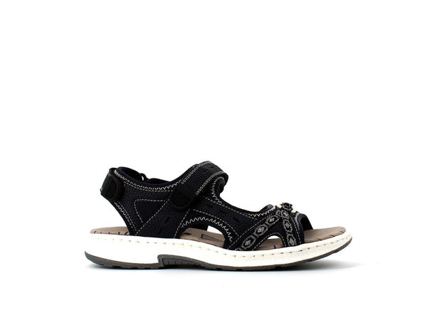 Rieker Sandal Navy Mix