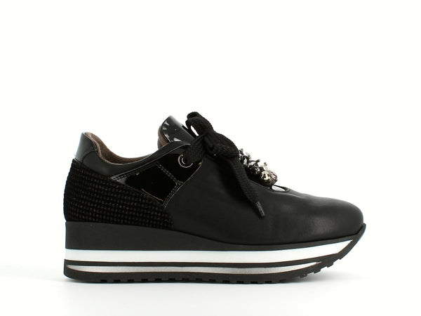 Comart Crystal Trainer Black