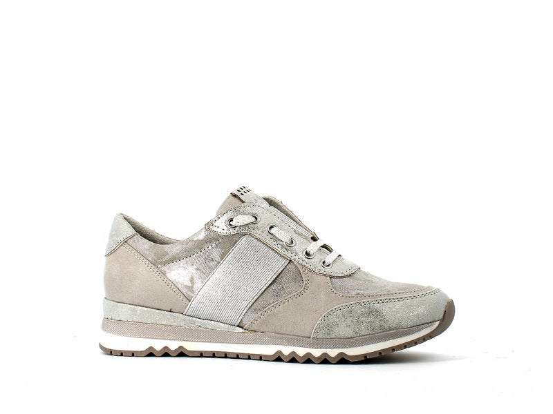 Marco Tozzi Trainer Grey