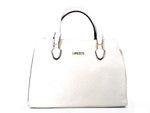 Elle Fashion Bag Pattern White