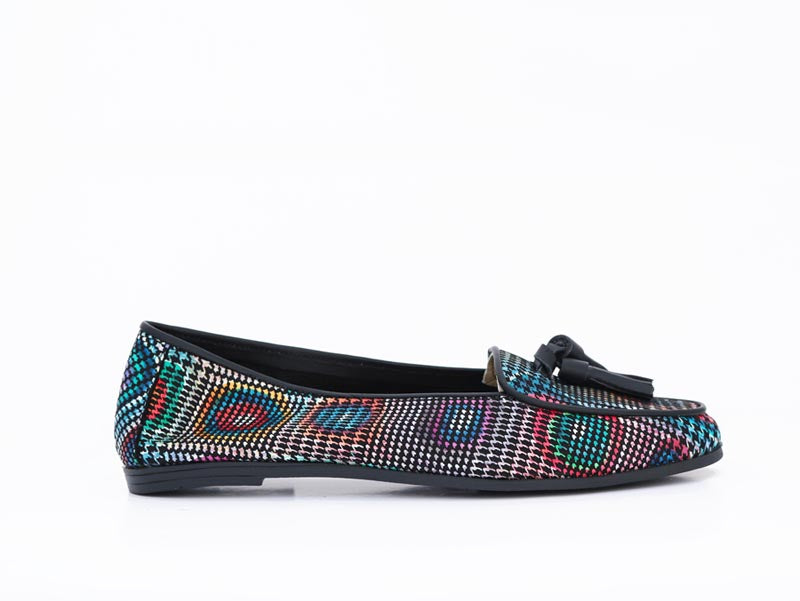 Iloz Loafer Multi Black