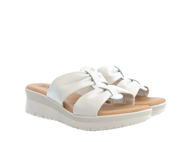 Pitillos Summer Mule White
