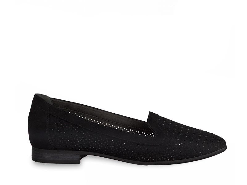 Jana Summer Loafer Black