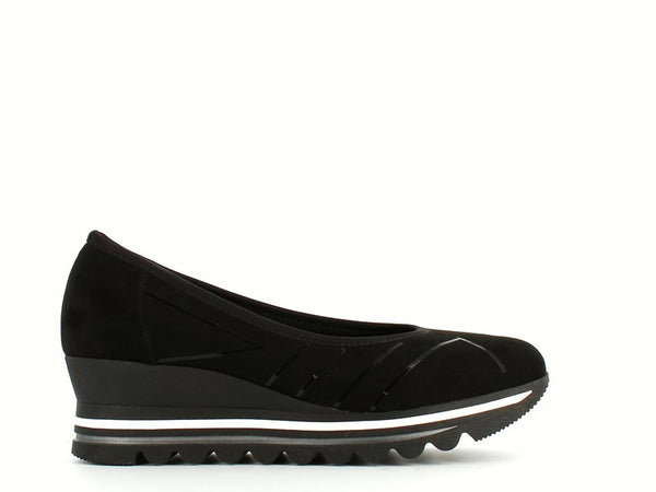 Comart Wedge Pump Black