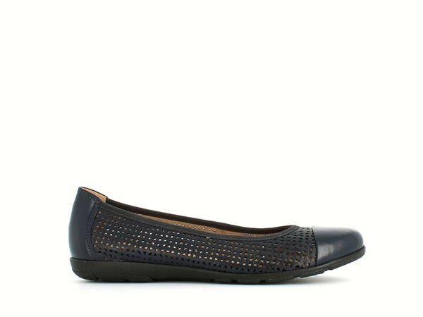 Caprice Summer Pump Navy