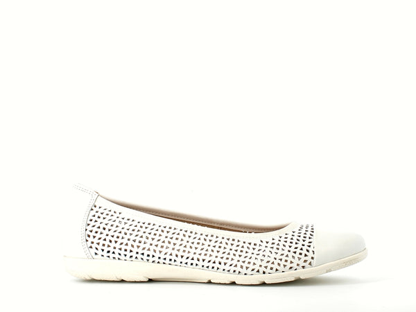 Caprice Summer Pump White