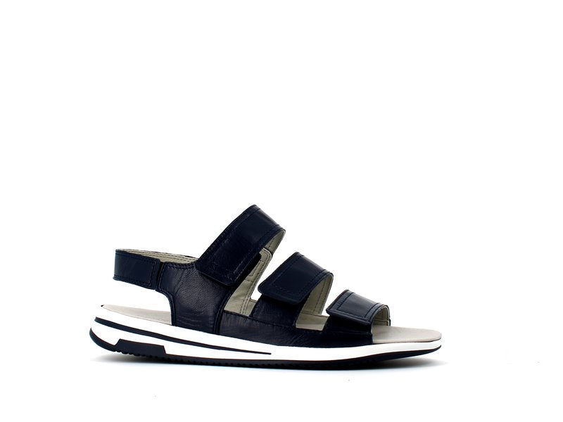 Caprice Low Sandal Navy
