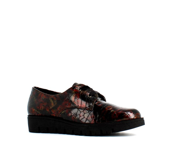 Comfort Class Velvet Turtle E-Fit Brogue