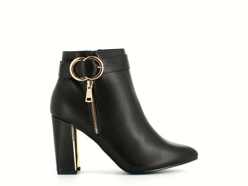 Millie & Co Izzy Ankle Boot Black