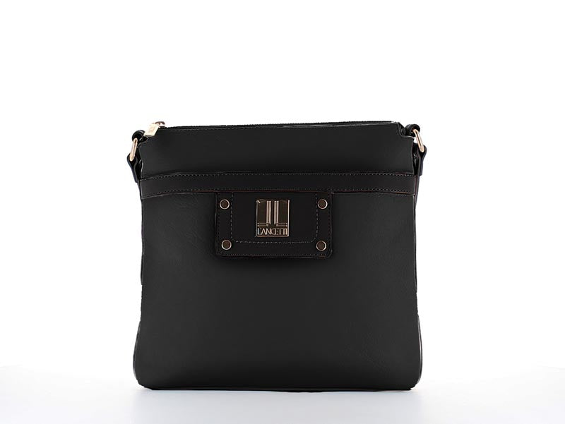 Elle Fashion Cross Body Bag Black