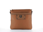 Elle Fashion Cross Body Bag Tan