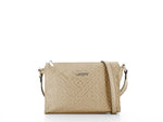 Elle Fashion Bag Pattern Small Gold