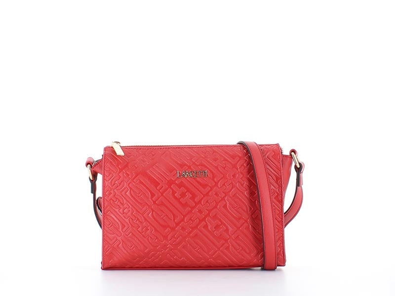 Elle Fashion Bag Pattern Small Red