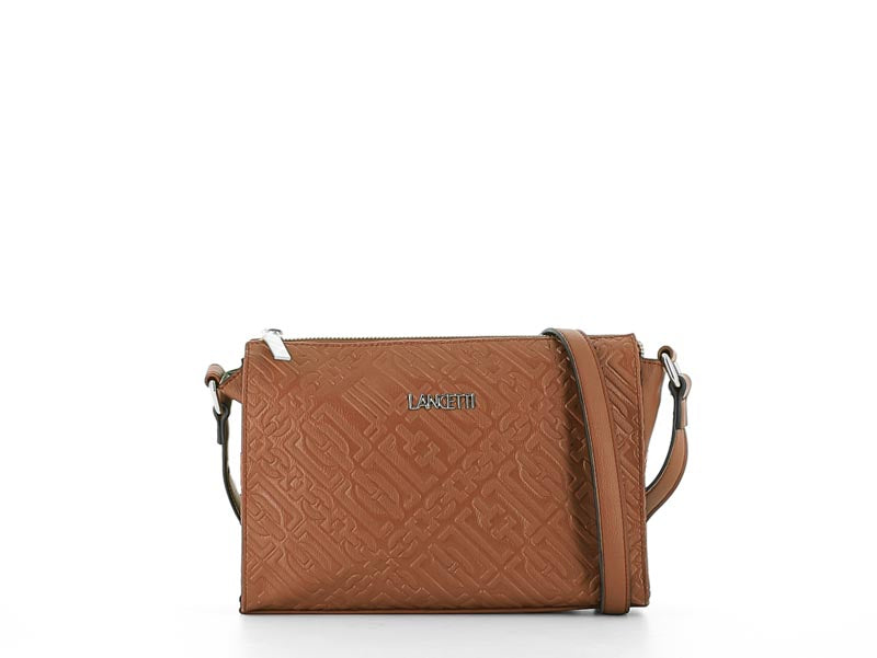 Elle Fashion Bag Pattern Small Cognac