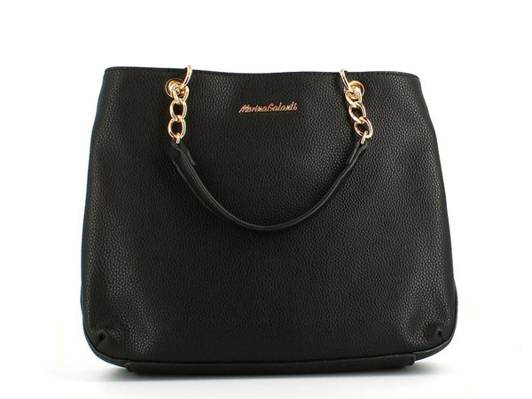 Elle Fashion Bag Double Sided Black